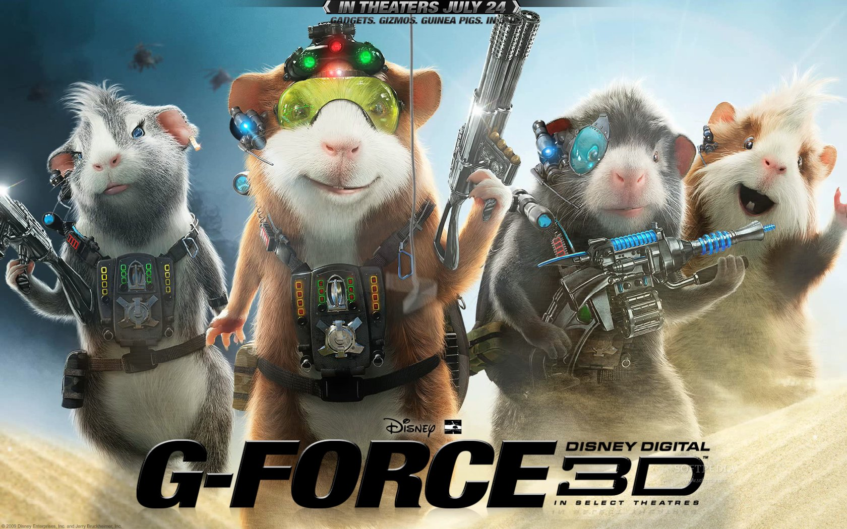 G Force Watch Online Free On Gomovies